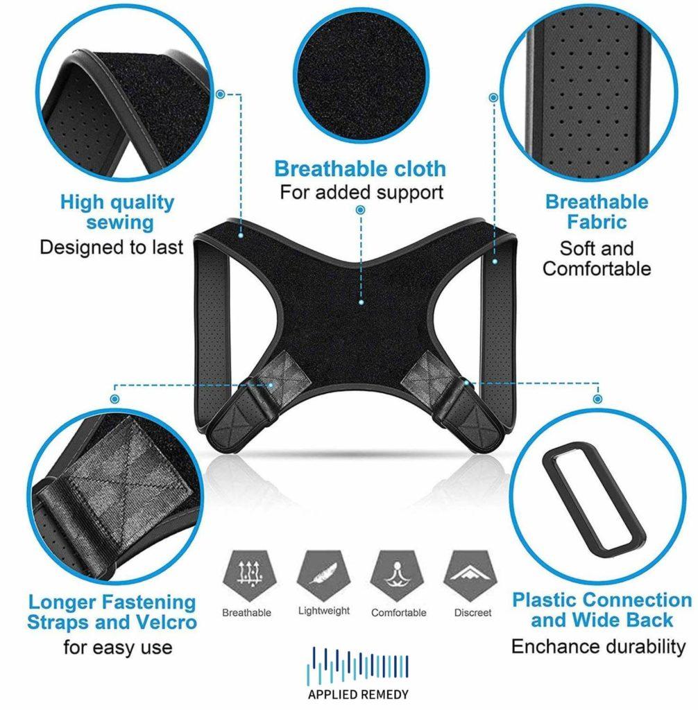 Basic Posture Correction Brace Build