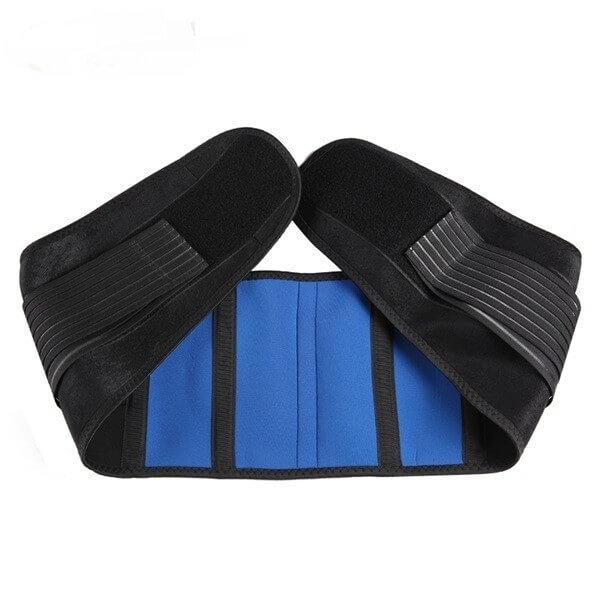 Lower Back Brace Open Mode