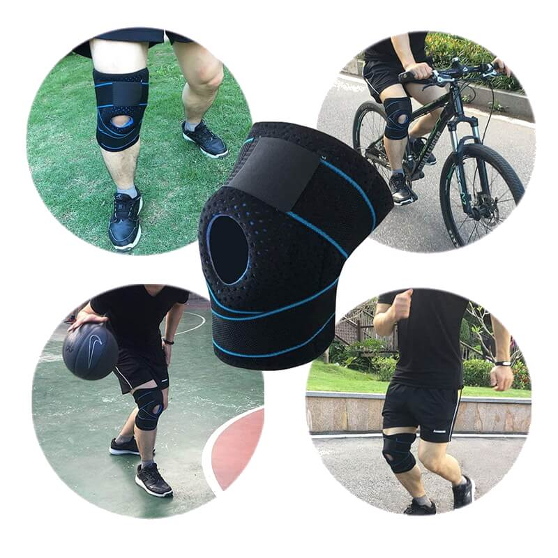 Activites with the Knee Brace Support