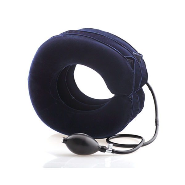 Inflatable Neck Brace side view