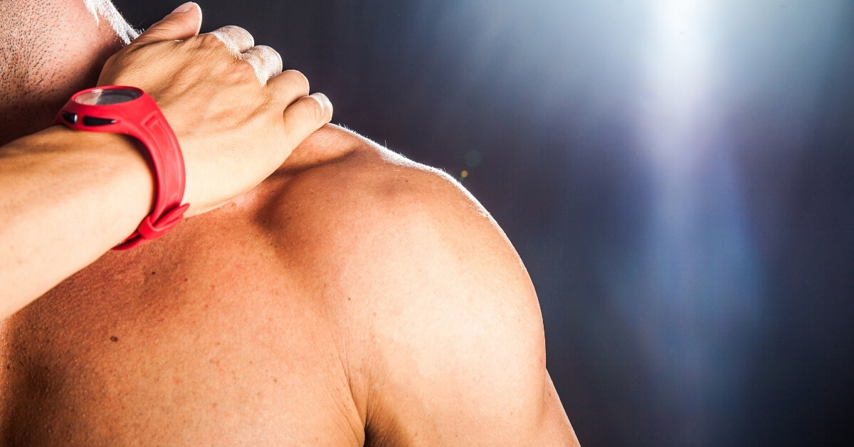Easy tips to fix rounded shoulders