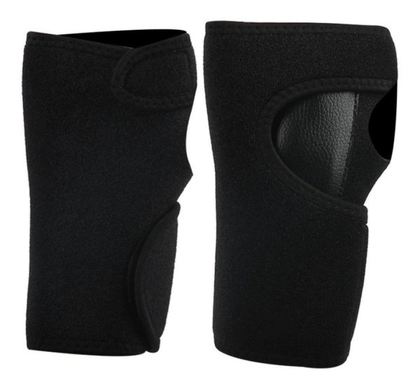 front and rear view of the Professional Wrist Brace