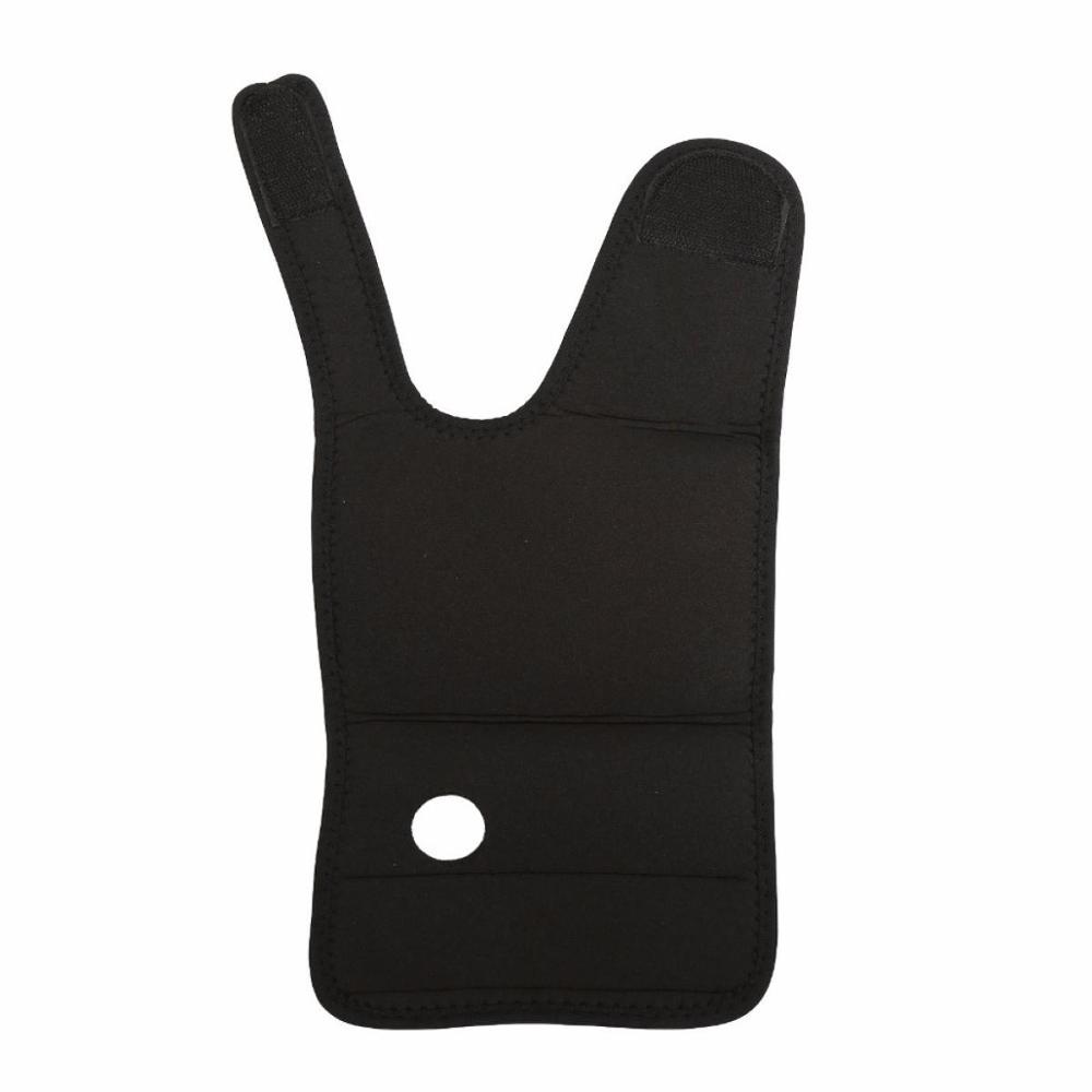 the Professional Wrist Brace in open mode
