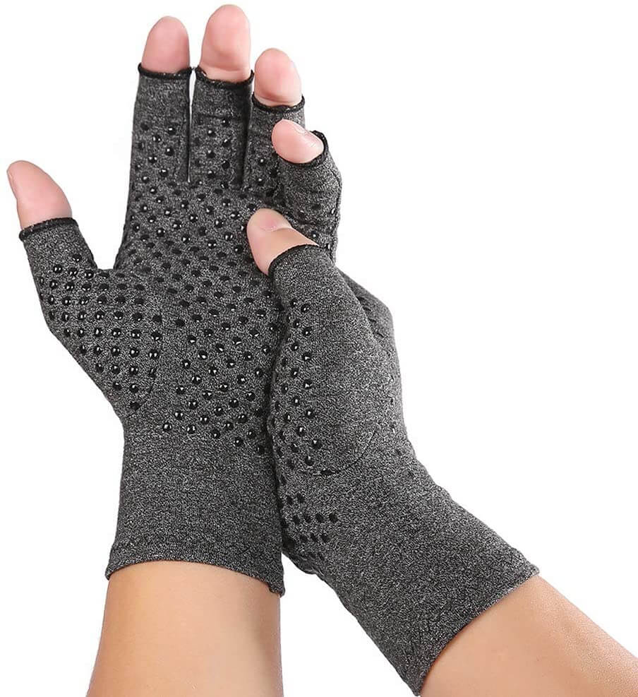 Arthritis Compression Gloves helps pain
