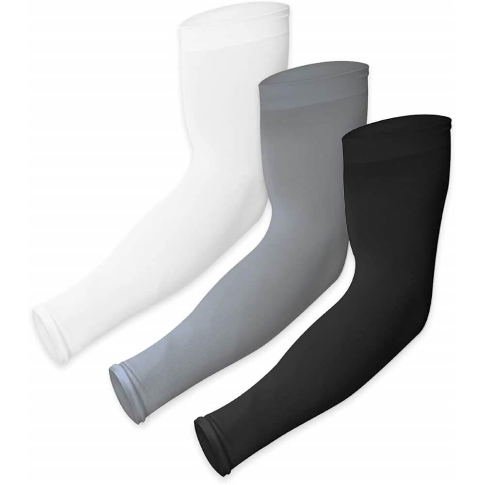 Colors of Compression Arm Sleeves
