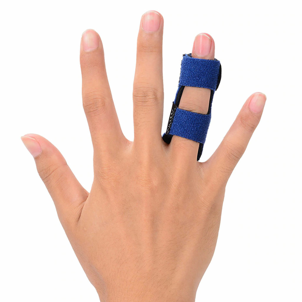 Professional Finger Splint on finger
