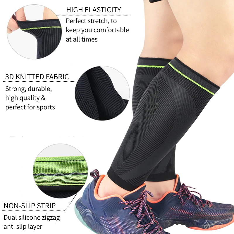 Benefits of the Compression Calf Sleeves