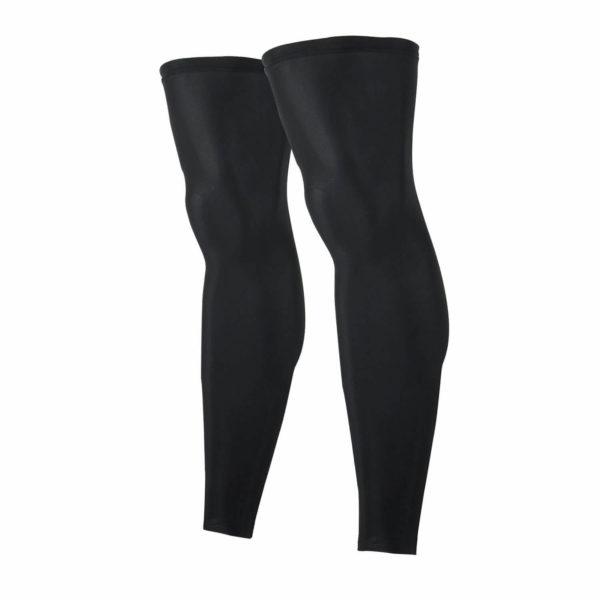 Black Compression Leg Sleeves