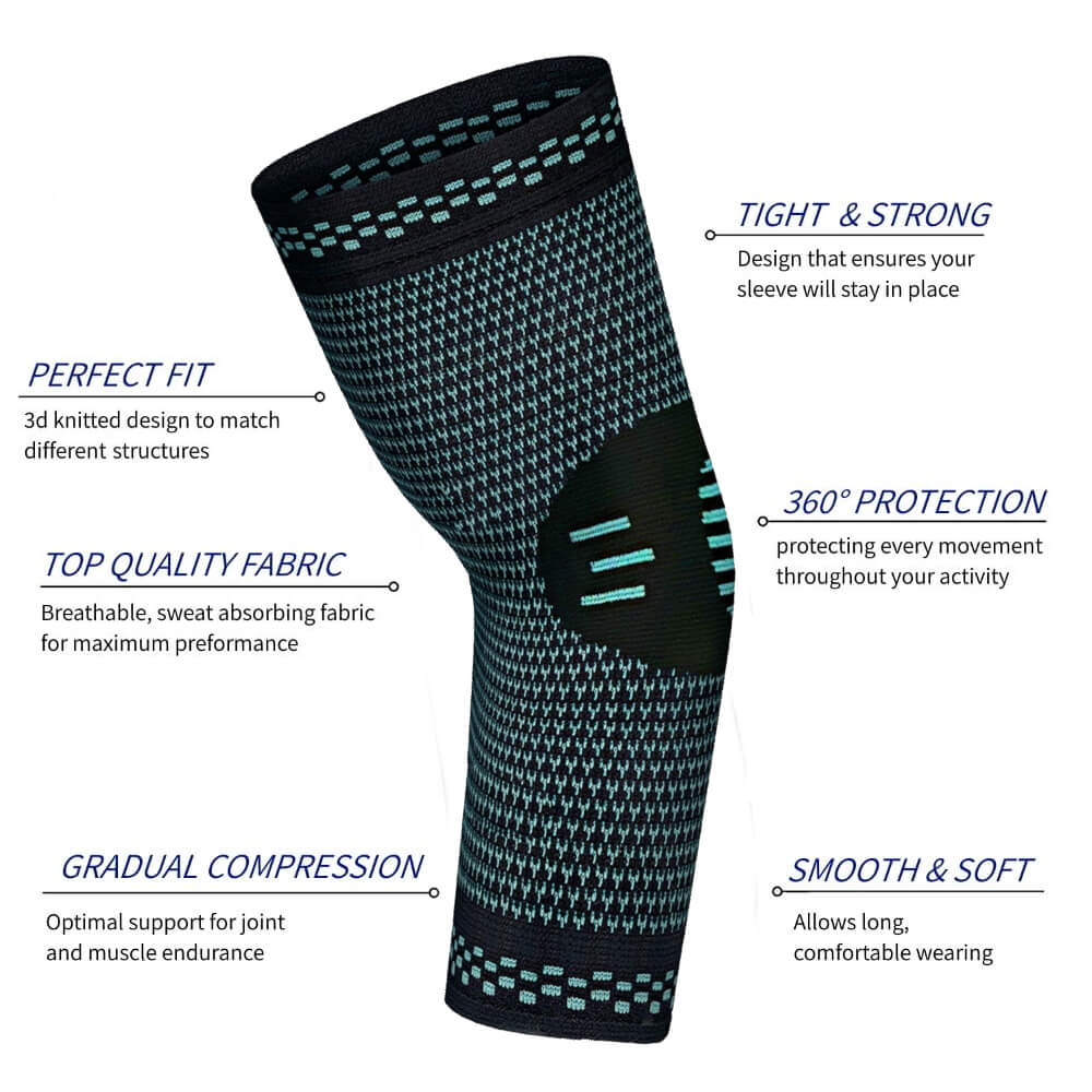 Compression Elbow Sleeve advantages