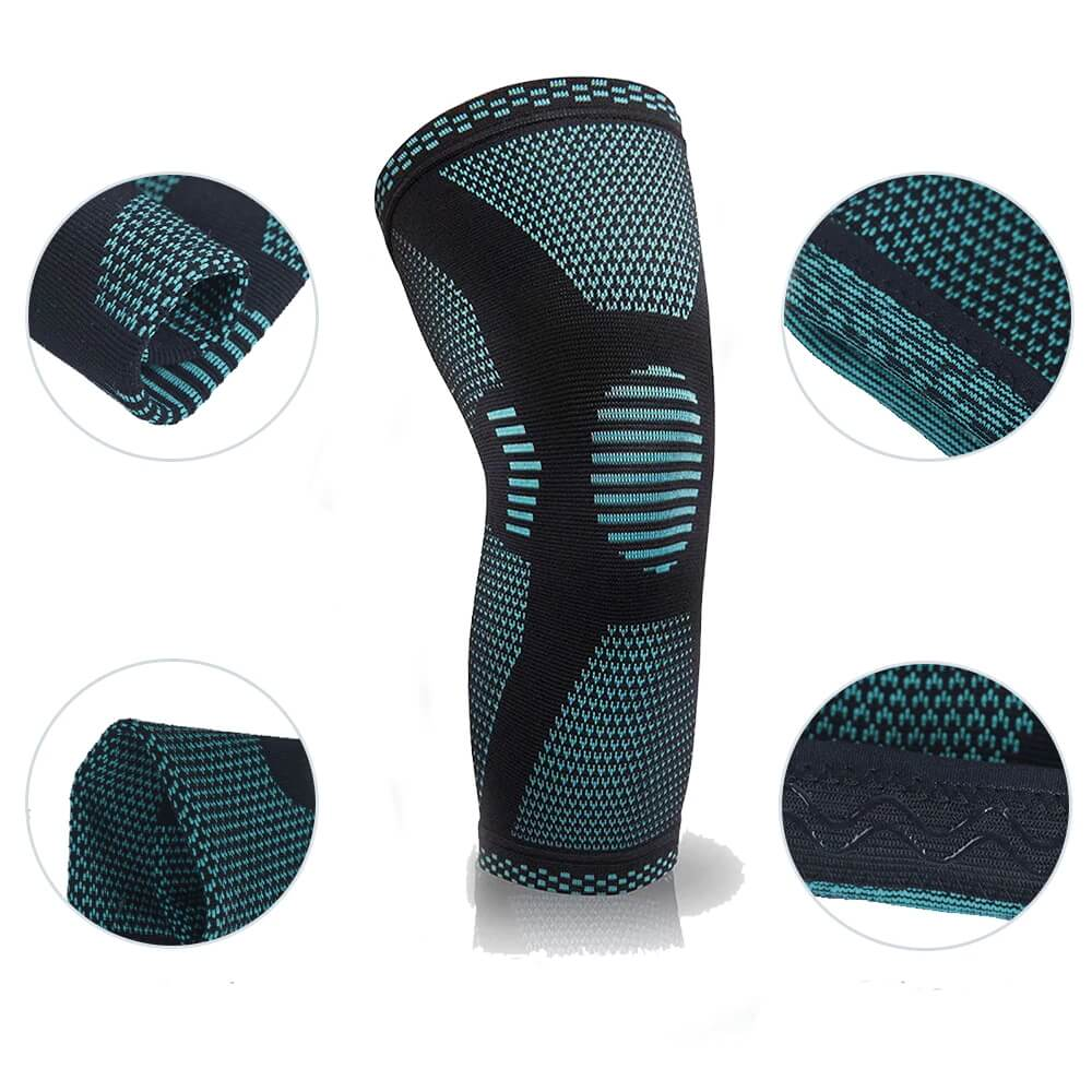 Compression Knee Sleeve closeups