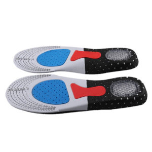 Two Orthotic Insoles